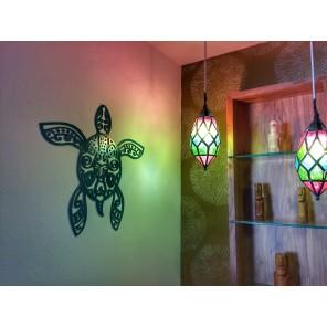 Escultura Decorativa - Tartaruga Marinha