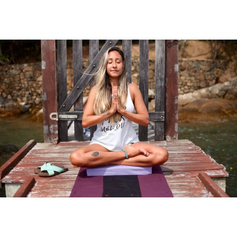 Conjunto para Meditação e Mindfulness com Almofada Especial