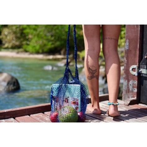 Sea Bag - Ecobag de Rede de Pesca reciclada