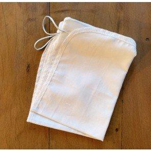 Junibee  - Coador para leite vegetal, sucos e café em algodão orgânico