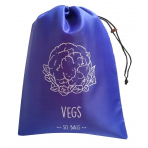 So Bags - Vegs - Vegetais - Roxo